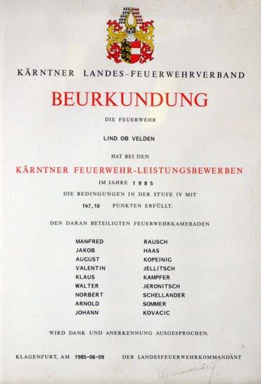 1985 stufe 4