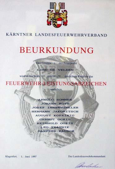 1997 stufe 3